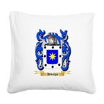 Hidalgo Square Canvas Pillow