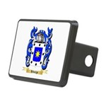 Hidalgo Rectangular Hitch Cover
