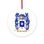 Hidalgo Ornament (Round)