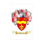 Hicks Sticker (Rectangle 10 pk)