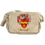 Hicks Messenger Bag