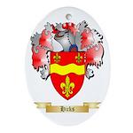 Hicks Ornament (Oval)