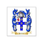 Hickox Square Sticker 3