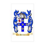 Hickox Sticker (Rectangle)