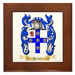 Hickox Framed Tile