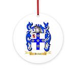 Hickox Ornament (Round)