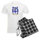 Hickok Men's Light Pajamas