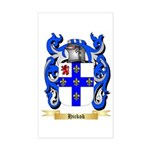 Hickok Sticker (Rectangle)