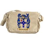 Hickok Messenger Bag