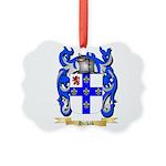Hickok Picture Ornament