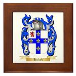 Hickok Framed Tile
