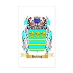 Hickling Sticker (Rectangle)