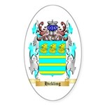 Hickling Sticker (Oval 10 pk)
