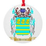 Hicklin Round Ornament