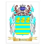 Hicklin Small Poster