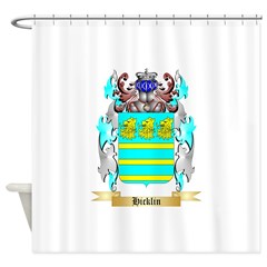 Hicklin Shower Curtain