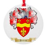 Hickins Round Ornament