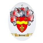 Hickins Ornament (Oval)