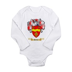 Hickin Long Sleeve Infant Bodysuit