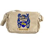 Hickey Messenger Bag