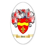 Hick Sticker (Oval 50 pk)