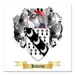 Hibbitts Square Car Magnet 3