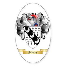 Hibbitts Sticker (Oval)