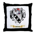 Hibbitts Throw Pillow