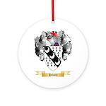 Hibbitt Ornament (Round)