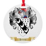 Hibbits Round Ornament