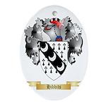 Hibbits Ornament (Oval)