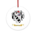 Hibbits Ornament (Round)