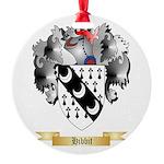Hibbit Round Ornament