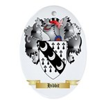 Hibbit Ornament (Oval)
