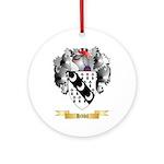 Hibbit Ornament (Round)