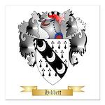 Hibbett Square Car Magnet 3
