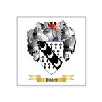 Hibbett Square Sticker 3