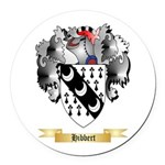 Hibbert Round Car Magnet