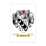 Hibbert Mini Poster Print