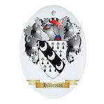 Hibberson Ornament (Oval)