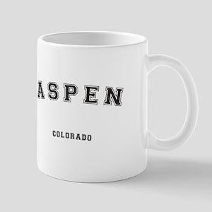 Aspen Colorado Mugs
