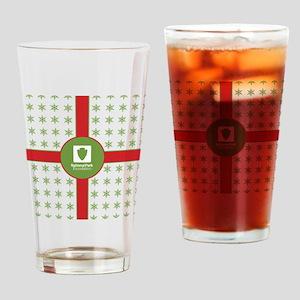 NPF's Holiday Drinking Glass
