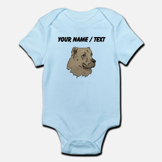 Central Asian Shepherd Dog (Custom) Body Suit