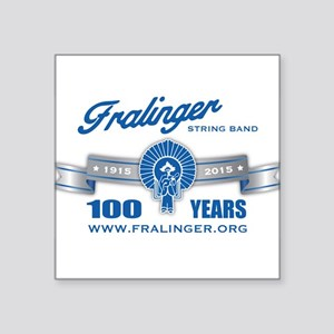 Fralinger 100th Anniversary Sticker