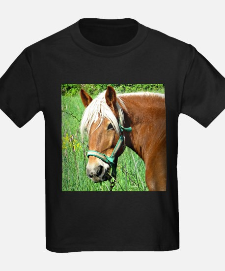 Goldie Suffolk Draft Horse T-Shirt