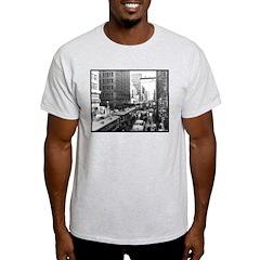 Dallas, Downtown-1950's #2 T-Shirt