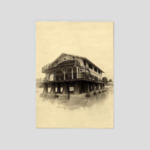 Boathouse 5 5'x7'Area Rug