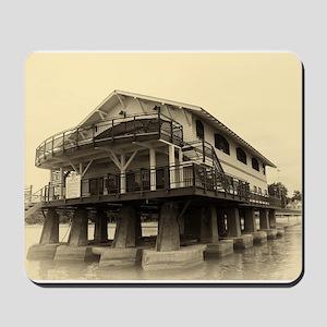 Boathouse 5 Mousepad
