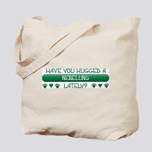 Hugged Nebelung Tote Bag