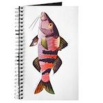 Manybar Goatfish Journal